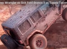 Jeep v Ford v Toyota