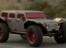 Outrageous Jeep Mod