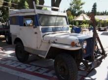 1950 Jeep CJ-3A