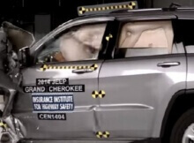 Jeep Crash Tests