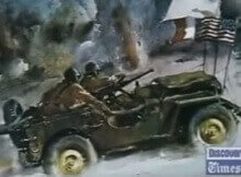 Man and Jeep History