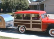 Willys 2dr Wagon