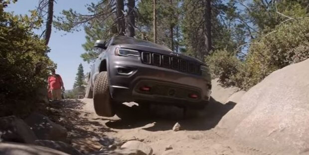 2017 jeep cherokee extreme offroad