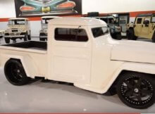 Willys wild pickup