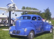 1940 Willys Cabover