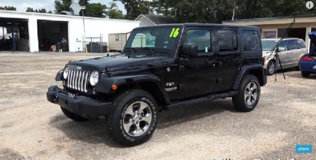 2016 Jeep Wrangler Unlimited Sahara Review All About