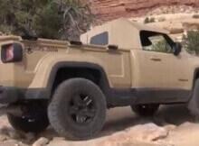 Jeep Comanche Pickup