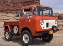 Jeep FC-150 Restomod