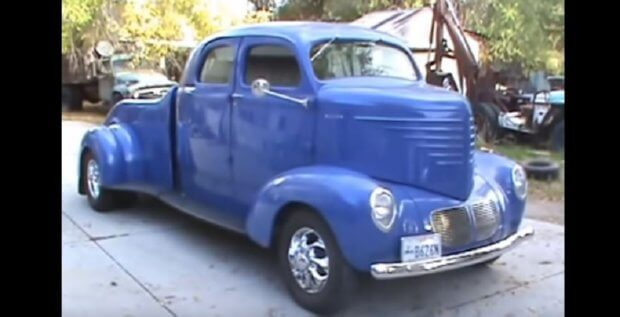 Used Ford Raptor >> 1940 Willys Cabover - All About Jeeps, Early to Latest Models