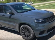 Jeep Cherokee Trackhawk Road Review