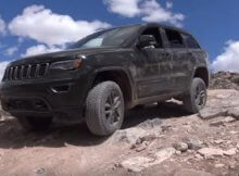 Jeep Grand Cherokee Options