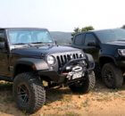 Wrangler vs Chevy ZR2